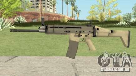 SCAR-L (L4D2) para GTA San Andreas