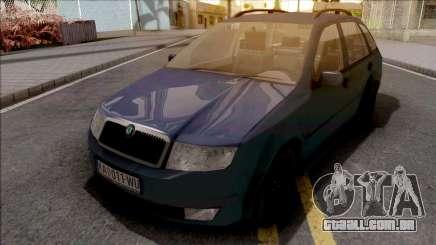 Skoda Fabia Combi 2005 para GTA San Andreas