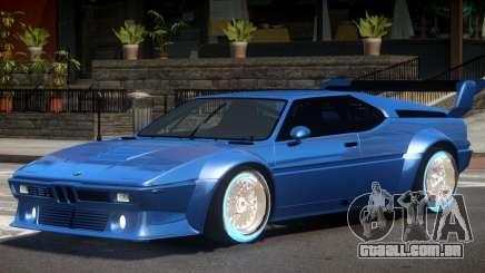 BMW M1 V1.0 para GTA 4