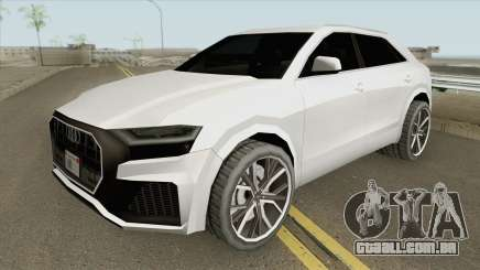 Audi Q8 2019 (Low Poly) para GTA San Andreas