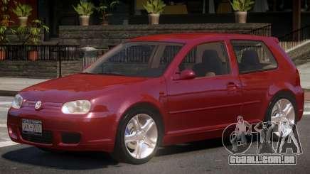 Volkswagen Golf 4 Y1 para GTA 4