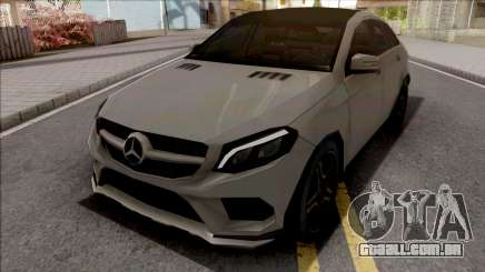 Mercedes-Benz GLE 350 Coupe Lowpoly para GTA San Andreas