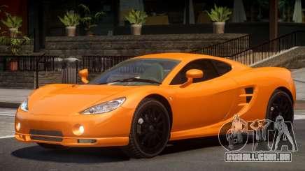 Ascari KZ V1.0 para GTA 4