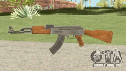 Assault Rifle GTA IV para GTA San Andreas