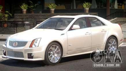 Cadillac CTS-V Y9 para GTA 4