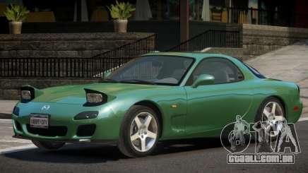 Mazda RX-7 Type Z para GTA 4