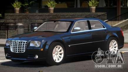 Chrysler 300C Stock para GTA 4