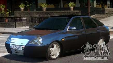 Lada Priora Tuning para GTA 4