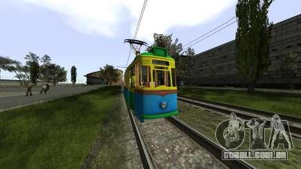 Gotha T57 Tram para GTA San Andreas
