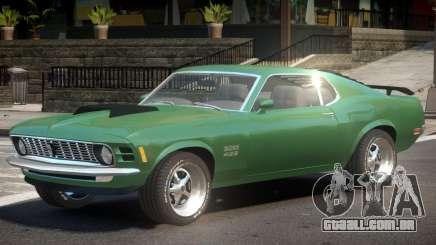 Ford Mustang V1.0 para GTA 4