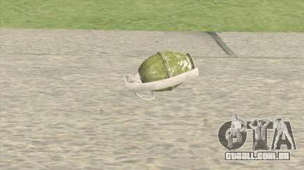 Hand Grenade (RE2 Remake) para GTA San Andreas