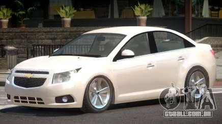 Chevrolet Cruze V1.0 para GTA 4