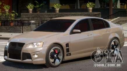 Holden HSV V1 para GTA 4