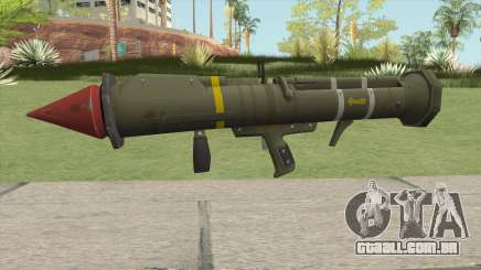 Guided Missile Launcher (Fortnite) para GTA San Andreas