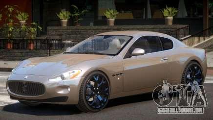 Maserati Grandturismo Y11 para GTA 4