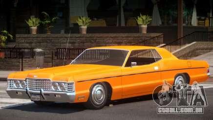 1972 Mercury Monterey para GTA 4