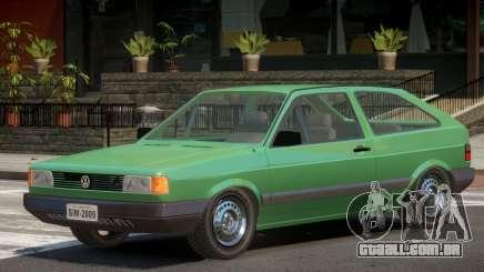 Volkswagen Gol V1.0 para GTA 4