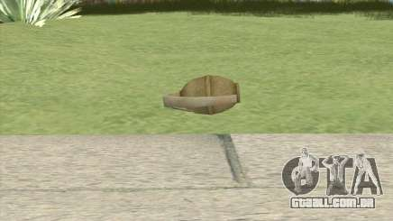 Grenade GTA IV para GTA San Andreas