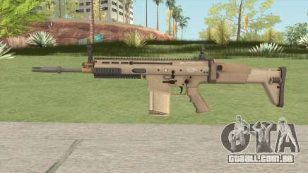 SCAR-H (Battlefield 4) para GTA San Andreas
