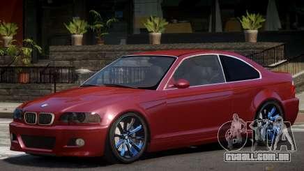 BMW M3 E46 RS para GTA 4