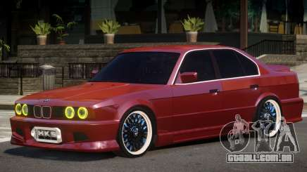 Bmw 535i Custom para GTA 4