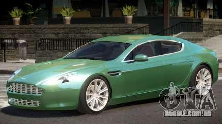 Aston Martin Rapide Y10 para GTA 4