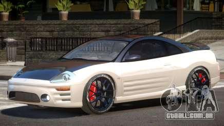 Mitsubishi Eclipse GTS V1 para GTA 4