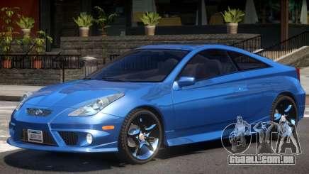 Toyota Celica V1.3 para GTA 4
