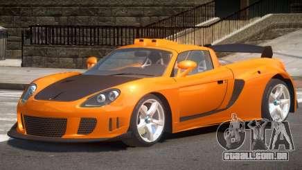 Porsche Carrera GT2 para GTA 4