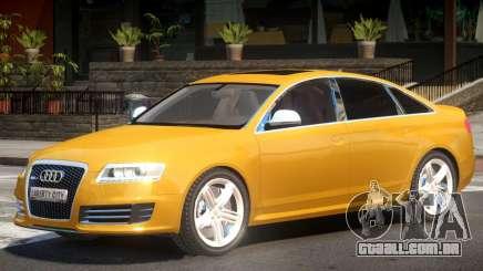 Audi RS6 M7 V1.2 para GTA 4