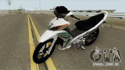 Yamaha Lagenda 115Z FI para GTA San Andreas