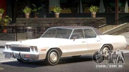 1973 Dodge Monaco Sedan para GTA 4