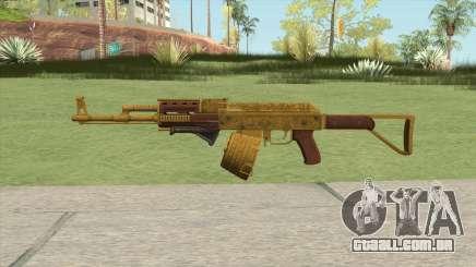 Assault Rifle GTA V Grip (Box Clip) para GTA San Andreas