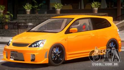 Honda Civic Type R Y5 para GTA 4