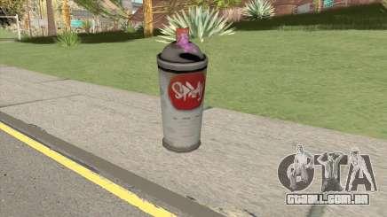 Spray Can (Fortnite) para GTA San Andreas