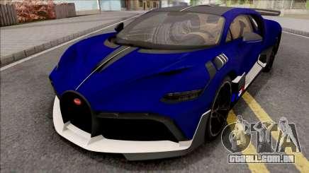 Bugatti Divo 2019 CSR2 110 Ans Bugatti para GTA San Andreas
