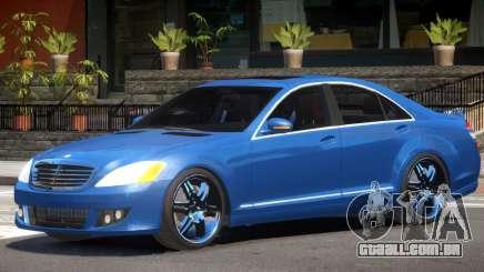 Mercedes S-Class W221 Tun para GTA 4