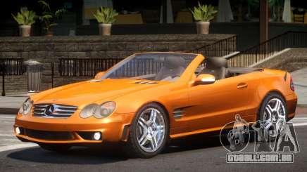 Mercedes Benz SL65 Roadster para GTA 4