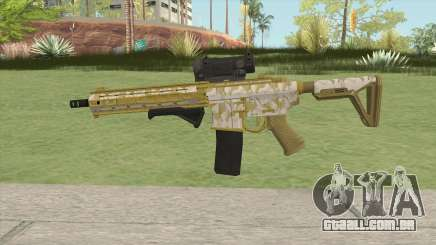 Carbine Rifle GTA V (Pixeled) para GTA San Andreas
