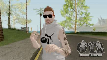 GTA Online Skin Random Male V1 para GTA San Andreas