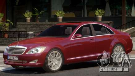 Mercedes Benz S600 V1.0 para GTA 4