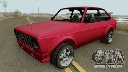 Vapid Retinue MK II GTA V para GTA San Andreas