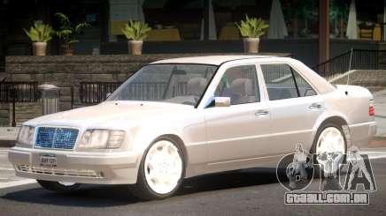 1995 Mercedes W124 V1.1 para GTA 4