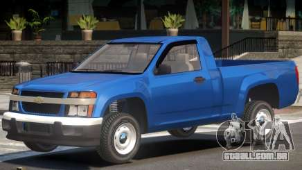Chevrolet Colorado Y05 para GTA 4