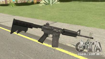 Carbine Rifle GTA IV para GTA San Andreas