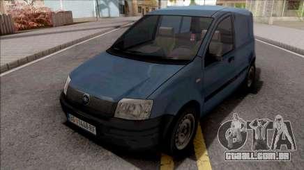 Fiat Panda Van para GTA San Andreas