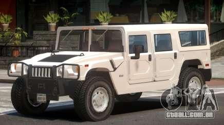 Hummer H1 V1.0 para GTA 4