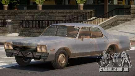 1974 Dodge Monaco (Rusty) para GTA 4