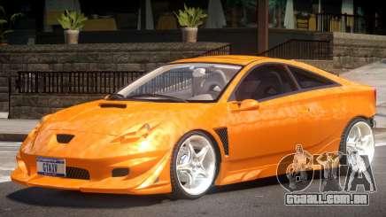 Toyota Celica V1.0 para GTA 4