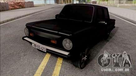 ZAZ 968M de Ajuste Preto para GTA San Andreas